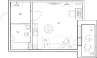 Квартиры-Студии в «Золотые купола»